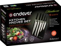Набор кухонных ножей Endever Hamilton-012