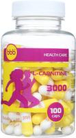 "Карнитин bbb ""L-Carnitine 3000"", 100 капсул"