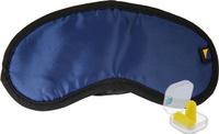 """Комплект Travel Blue """"Comfort Set"""": маска для сна, беруши, цвет: синий"""
