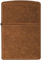 """Зажигалка Zippo """"Classic"""", цвет: светло-коричневый, 3,6 х 1,2 х 5,6 см. 47059"""