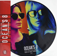 Daniel Pemberton. Ocean's 8. Original Motion Picture Soundtrack (2 LP)