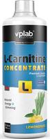 "Карнитин Vplab ""L-Carnitine Concentrate"", концентрат, лимон, 1 л"