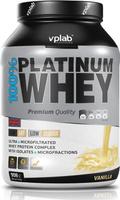 "Протеин Vplab ""100% Platinum Whey"", ваниль, 908 г"