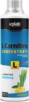 "Карнитин Vplab ""L-Carnitine Concentrate"", концентрат, лимон, 500 мл"