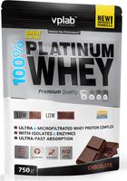 "Протеин Vplab ""100% Platinum Whey"", шоколад, 750 г"