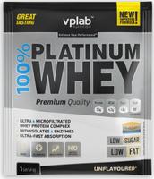 "Протеин VP Laboratory ""100% Платинум Вей"", без вкуса, 30 г"