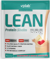 "Протеин VP Laboratory ""Лин Протеин Шейк"", малина, белый шоколад, 50 г"