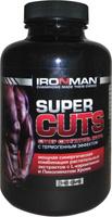 Жиросжигатель Ironman Super Cuts, 140 капсул