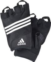 Перчатки для тренировок Adidas Stretchfit Training Glove, цвет: черный, размер L/XL
