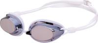 Очки для плавания Longsail Spirit Mirror, цвет: белый. L031555