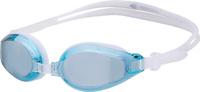 Очки для плавания Longsail Ocean Mirror, цвет: бирюзовый, белый. L011229