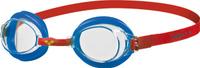 Очки для плавания детские Arena Bubble 3 Jr, цвет: красный, голубой. 92395 56