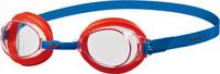 Очки для плавания детские Arena Bubble 3 Jr, цвет: синий, красный. 92395 74