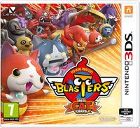 Игра Yo-Kai Watch Blasters: Red Cat Corps для Nintendo 3DS