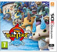Игра Yo-Kai Watch Blasters: White Dog Squad для Nintendo 3DS