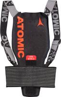 Защита спины Atomic Live Shield Jr, цвет: черный. Размер S (46)