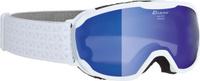 Очки горнолыжные Alpina Pheos JR. MM S3 (7-14), цвет: бенлый, голубой