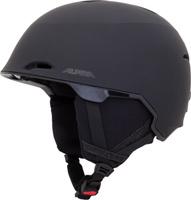 Шлем горнолыжный зимний Alpina Alpina Maroi, черный, размер 54-57 см