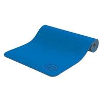 Коврик для йоги и фитнеса Lite Weights, цвет: синий, 173 х 61 х 0,6 см. 5460LW