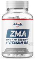Комплекс ZMA Geneticlab Nutrition, 60 капсул