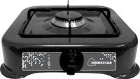 Плита настольная HomeStar, газовая, HS-1201, Black