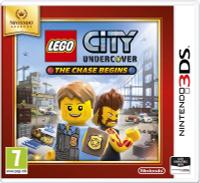 Игра LEGO City Undercover: The Chase Begins для Nintendo 3DS