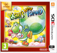 Yoshi's New Islan (Nintendo 3DS)