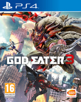 Игра God Eater 3 для PS4 Sony