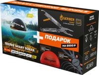 Эхолот Deeper Smart Sonar PRO+ GLB Christmas Bundle 2018 ITGAM0270 + мультитул Gerber