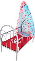 Мебель для кукол Mary Poppins Кроватка с балдахином Lady Mary, 67334