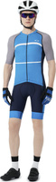 Велокуртка Oakley Colorblock Road Jersey, 4341446B2L, синий, размер L