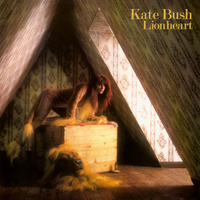 Kate Bush. Lionheart (LP)