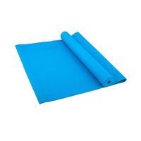 Коврик для йоги Starfit FM-101, УТ-00007225, синий, 173x61х0.5 см