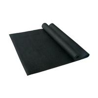 Коврик для йоги Starfit FM-101, УТ-00008830, черный, 173x61x0,3 см
