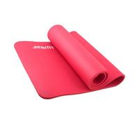 Коврик для йоги Starfit FM-301, УТ-00008850, красный, 183x58x1.2 см