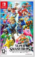 Игра Super Smash Bros. Ultimate для Nintendo Switch