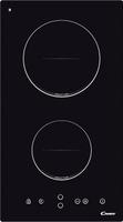 Варочная панель Candy, CDI30, электрическая, встраиваемая, черный