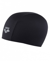 Шапочка для плавания Arena Polyester, УТ-00002720, Black