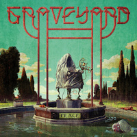 Graveyard. Peace (LP)
