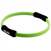 Кольцо пилатес Starfit Кольцо для пилатеса FA-401 39 см, зеленый