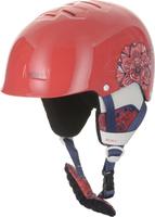 Шлем для горных лыж и сноуборда Roxy HAPPYLAND G HLMT WBB3, цвет: красный. Размер 50