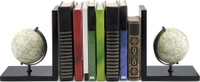 Держатель для книг Balvi Mappamondo, 26890, черный, 2 шт