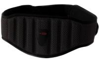 Неопреновый ремень для фитнеса OneRun цвет серый, размер L
