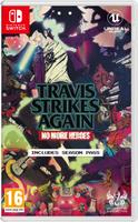 Игра Travis Strikes Again: No More Heroes для Nintendo Switch