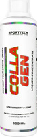 Препарат для суставов и связок Sport Technology Nutrition Collagen Концентрат клубника-киви, 0,5 л