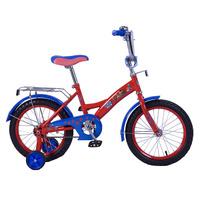 Велосипед ЩЕНЯЧИЙ ПАТРУЛЬ 239442, 239442, красный