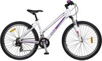 """Велосипед горный Idol Vesta, 48407, белый, колесо 26"""""""