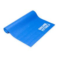 Коврик для йоги и фитнеса Original FitTools FT-YGM-3, синий