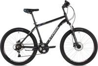"Велосипед Stinger Element HD, черный, 26"", рама 16"""