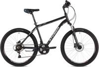 "Велосипед Stinger Element HD, черный, 26"", рама 20"""